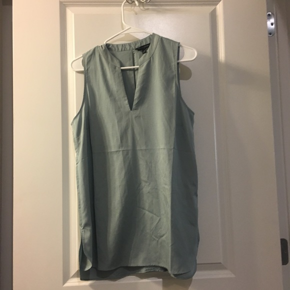 Banana Republic Tops - Grey Dress Shirt